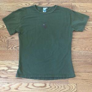 Morpho 100% Costa Rican Cotton Monkey T-Shirt